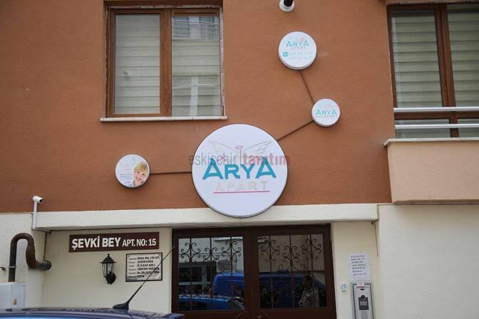 Arya Apart